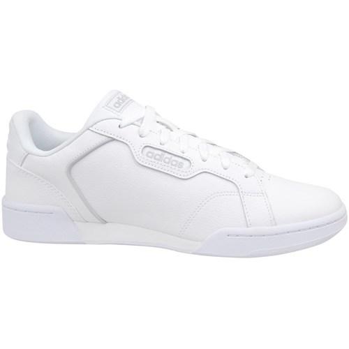 Boty Muži Nízké tenisky adidas Originals Roguera Bílé
