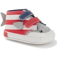 Boty Chlapecké Bačkůrky pro miminka Mayoral 25103-15 Červená