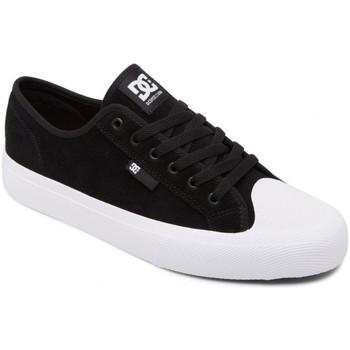 Boty Muži Skejťácké boty DC Shoes Manual rt s Černá
