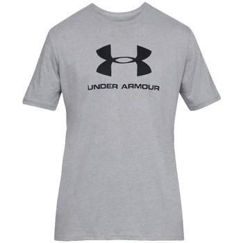 Textil Muži Trička s krátkým rukávem Under Armour Sportstyle Logo Tee 1329590-036