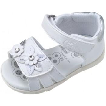 Boty Dívčí Sandály Chicco 25196-15 Bílá