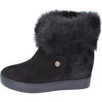 Boty Ženy Zimní boty Liu Jo Kotníkové Boty BJ714 Černá