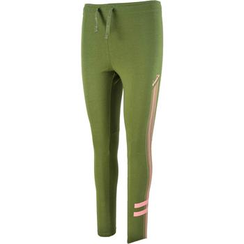Textil Ženy Legíny Diadora BLKBAR Zelená