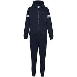 Textil Ženy Teplákové soupravy Diadora L.HD FZ CUFF SUIT CORE FZ Černá