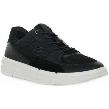 Boty Muži Multifunkční sportovní obuv Ecco SOFT X M BLACK Nero