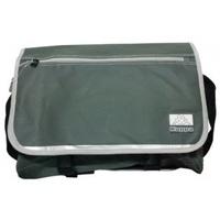 Taška Tašky Kappa Vista Messenger Bag šedá