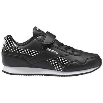 Boty Děti Nízké tenisky Reebok Sport Royal CL Jogger Černé