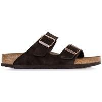 Boty Muži pantofle Birkenstock Arizona Sfb Černé