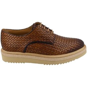 Boty Muži Šněrovací polobotky  & Šněrovací společenská obuv Calce  Beige