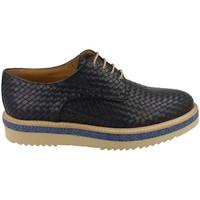 Boty Muži Šněrovací polobotky  & Šněrovací společenská obuv Calce  Azul