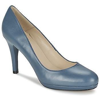 Boty Ženy Lodičky Betty London NEGRIT Modrá