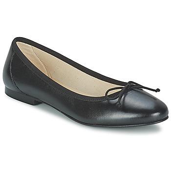 Baleriny Betty London VROLA Černá 350x350