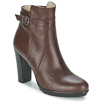 Polokozačky / Kotníkové boty Betty London ARIZONA Hnědá 350x350
