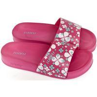 Boty Ženy pantofle Wink Dámske tmavo-ružové šľapky MISCHA ružová