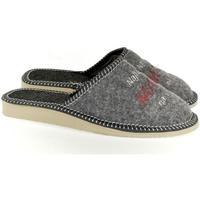 Boty Ženy Papuče John-C Dámske sivé papuče NAJ MAMA sivá