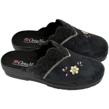 Boty Ženy Papuče Mjartan Dámske čierne papuče  ALALIE čierna