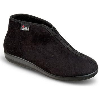 Boty Ženy Papuče Mjartan Dámske čierne papuče  ERA čierna