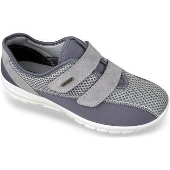 Boty Ženy Papuče Mjartan Dámske kožené topánky  NORISA sivá