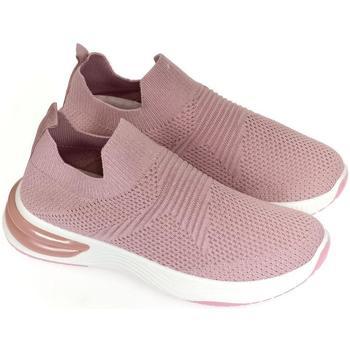 Boty Ženy Street boty Comer Dámske ružové tenisky CORINNA ružová