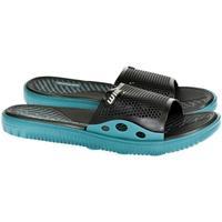 Boty Muži pantofle Wink Pánske čierne šľapky  LARSON čierna