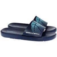 Boty Muži pantofle Wink Pánske modré šľapky  SAMERS tmavomodrá