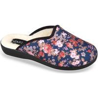 Boty Ženy Papuče Mjartan Dámske papuče  MELISA 3 modrá