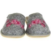 Boty Ženy Papuče Just Mazzoni Dámske sivé papuče ROX sivá