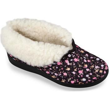 Boty Ženy Papuče Mjartan Dámske papuče  ELINDA fialová