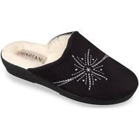 Boty Ženy Papuče Mjartan Dámske papuče  HELEN 2 čierna