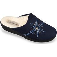 Boty Ženy Papuče Mjartan Dámske papuče  HELEN tmavomodrá
