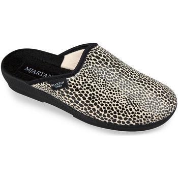 Boty Ženy Papuče Mjartan Dámske papuče  HILARY 5 čierna