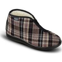 Boty Ženy Papuče Mjartan Dámske papuče  ANNA 3 hnedá