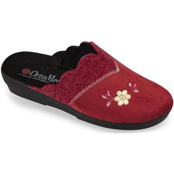 Boty Ženy Papuče Mjartan Dámske bordové papuče  LIV bordová