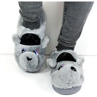 Boty Ženy Papuče Seastar Dámske sivé papuče KAYLA sivá