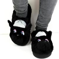 Boty Ženy Papuče Seastar Dámske čierne papuče KAYLA čierna