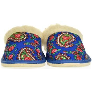 Boty Ženy Papuče John-C Dámske modré papuče VIERA modrá