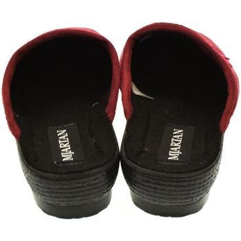 Boty Ženy Papuče Mjartan Dámske bordové papuče  CHERISE bordová
