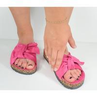 Boty Ženy Dřeváky Seastar Dámske ružové šľapky ESPERTA ružová