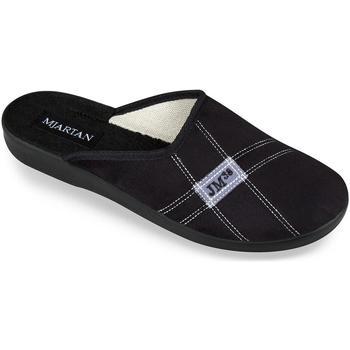 Boty Muži Papuče Mjartan Pánske papuče  FILIP 6 čierna