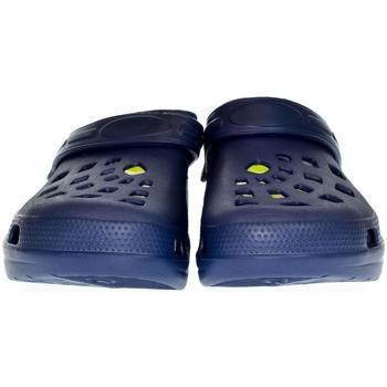 Boty Muži Pantofle John-C Pánske modré crocsy EXTE tmavomodrá