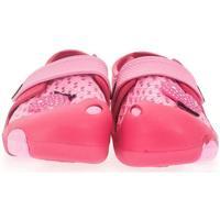 Boty Děti Pantofle John-C Detské ružové crocsy GALA ružová
