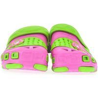 Boty Děti Pantofle John-C Detské ružové crocsy SEAD ružová