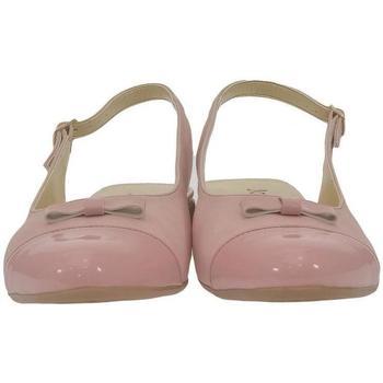 Boty Ženy Sandály John-C Dámske ružové sandále EVELINE ružová