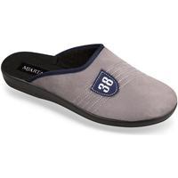 Boty Muži Papuče Mjartan Pánske sivé papuče  FILIP sivá