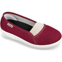 Boty Ženy Papuče Mjartan Dámske bordové papuče  DENISA bordová