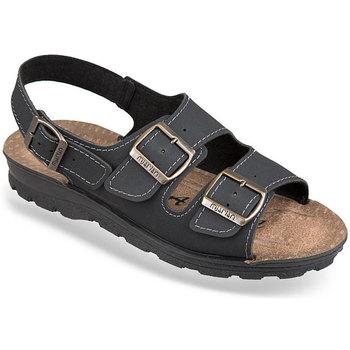 Boty Ženy Sandály Mjartan Pánske sandále  SIMON 2 čierna