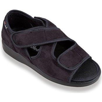 Boty Muži Papuče Mjartan Pánske sandále  MATEJ 2 čierna