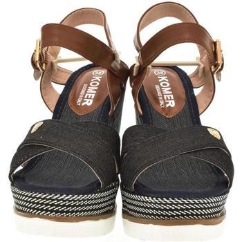 Boty Ženy Sandály Comer Dámske čierne sandále NIMI čierna