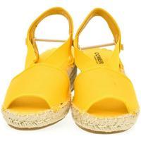 Boty Ženy Espadrilky  Comer Dámske žlté sandále KUBA žltá