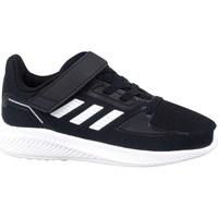 Boty Děti Běžecké / Krosové boty adidas Originals Runfalcon 20 K Černé